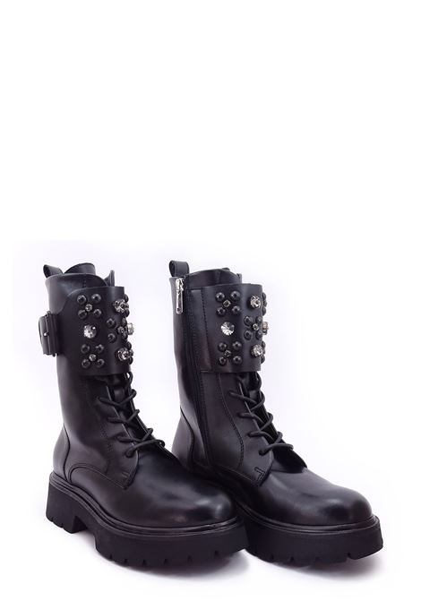JANET SPORT | Low Boots | 46751NERO
