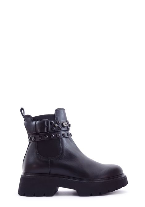 JANET SPORT | Low Boots | 46752NERO