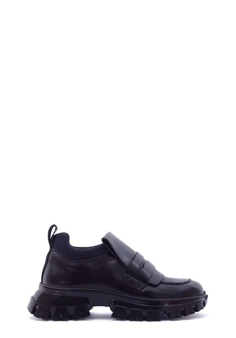 JEANNOT | Flat Shoes | 79112NERO