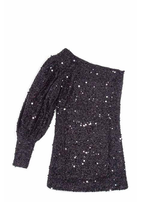 LE VOLIERE | Dress | WW20D332BBLACK