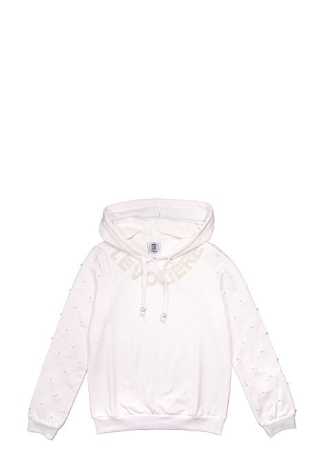 LE VOLIERE | Sweatshirt | WW20F032PWHITE