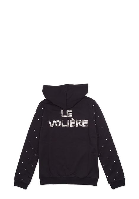 LE VOLIERE | Sweatshirt | WW20F050SBLACK