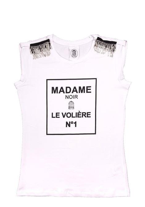 LE VOLIERE | T-shirt | WW20T093JWHITE