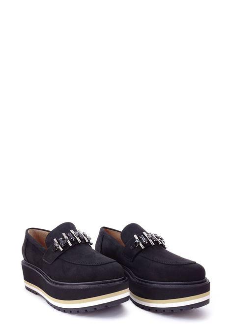 LORENZO MARI | Flat Shoes | 1727NERO