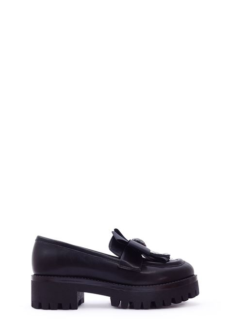 LORENZO MARI | Flat Shoes | 1753NERO