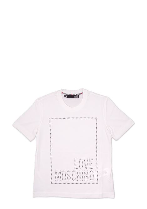 T-shirt LOVE MOSCHINO | T-shirts | W4H06 04 M3876A00