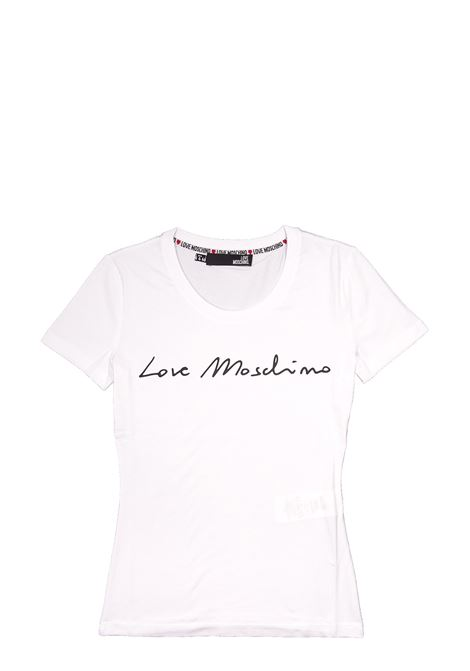 T-shirt LOVE MOSCHINO | T-shirts | W4H19 01 E1951A00