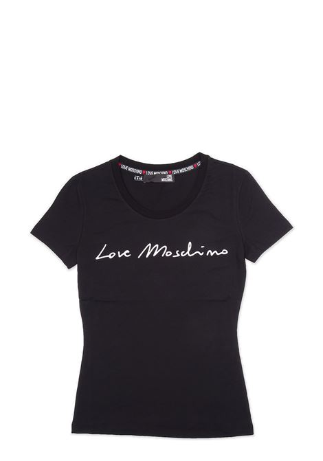 T-shirt LOVE MOSCHINO | T-shirts | W4H19 01 E1951C74