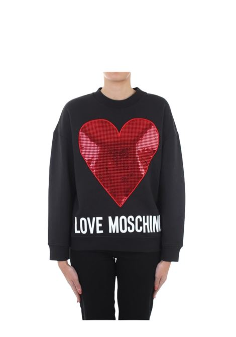 LOVE MOSCHINO | Sweatshirt | W6383 02 M40554050