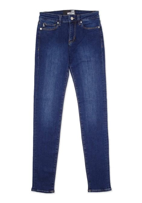 Jeans LOVE MOSCHINO | Jeans | WQ387 50 S3379045C