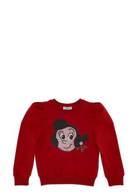 MONNALISA | Sweatshirt | 196614AG0043