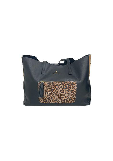 Shopper PASHBAG | Borse | 10227ANIMALIER BLACK