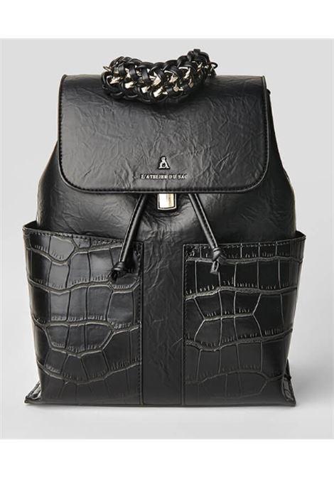 PASHBAG | Backpack | 10237BLACK