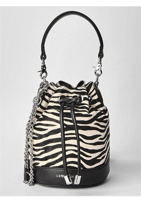 PASHBAG | Bag | 10323ANIMALIER WHITE
