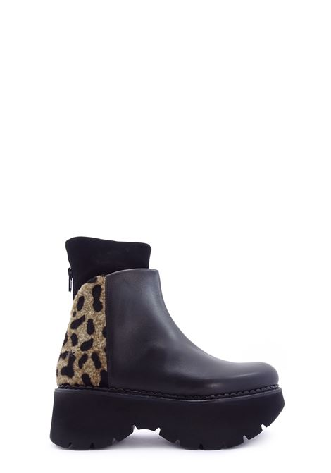 PATRIZIA BONFANTI | Ankle Boots | YAYA-BNERO