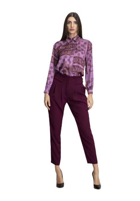 PEPEROSA | Trousers | A20C24064VINO