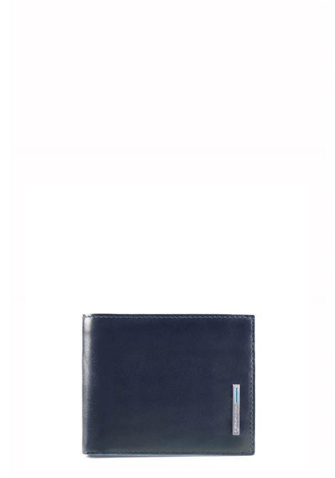 PIQUADRO | Wallets | PU4188B2RBLU2