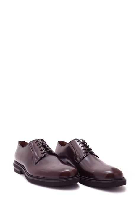 ROGAL'S | Lace Up Shoes | 136TESTA DI MORO
