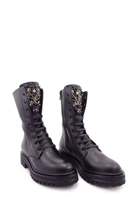 VSL | Low Boots | 7041NERO