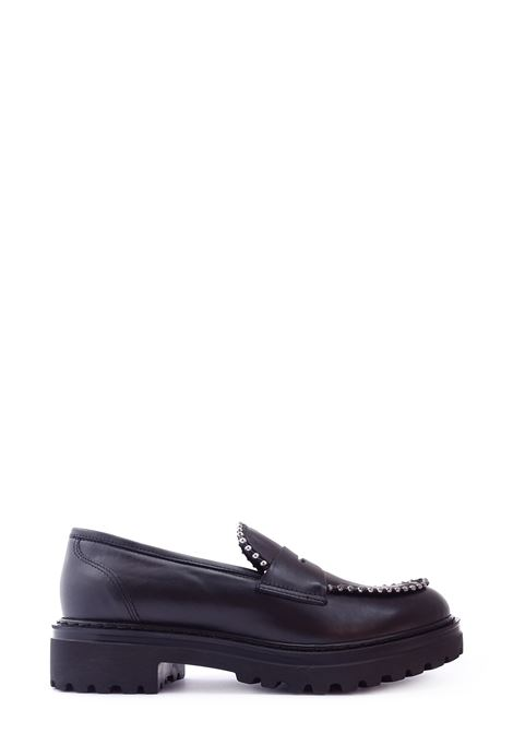 VSL | Flat Shoes | 7054NERO