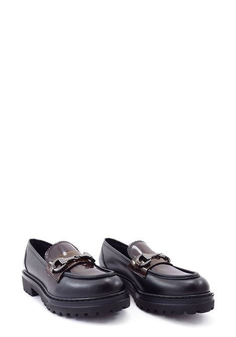 VSL | Flat Shoes | 7055NERO/MORO