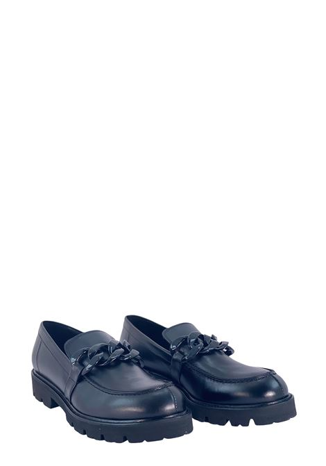 VSL | Flat Shoes | 7122NERO/NERO