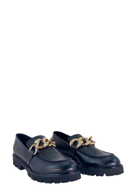 VSL | Flat Shoes | 7122NERO/ORO
