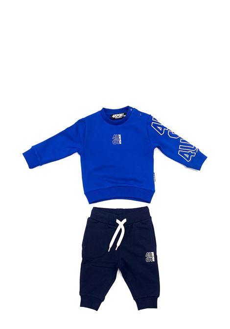 Tuta sportswears 4US - CESARE PACIOTTI | Tute sportswears | COMP2302BBLUETTE