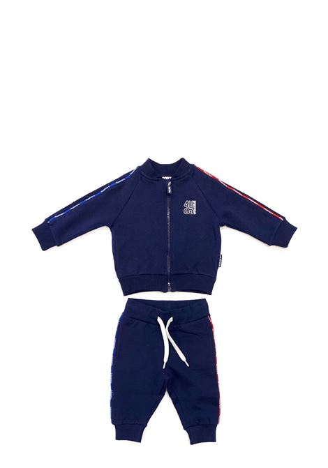 Tuta sportswears 4US - CESARE PACIOTTI | Tute sportswears | COMP2310BBLU