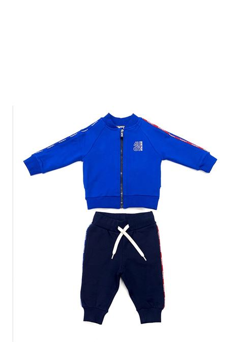 Tuta sportswears 4US - CESARE PACIOTTI | Tute sportswears | COMP2310BBLUETTE