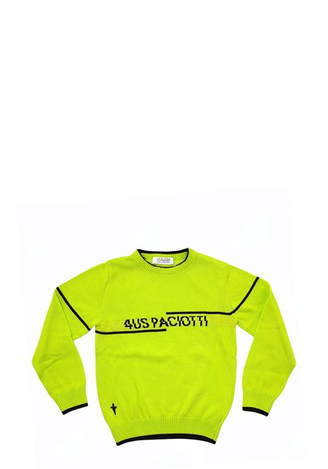 4US - CESARE PACIOTTI | Sweater | MGP2320BLIME