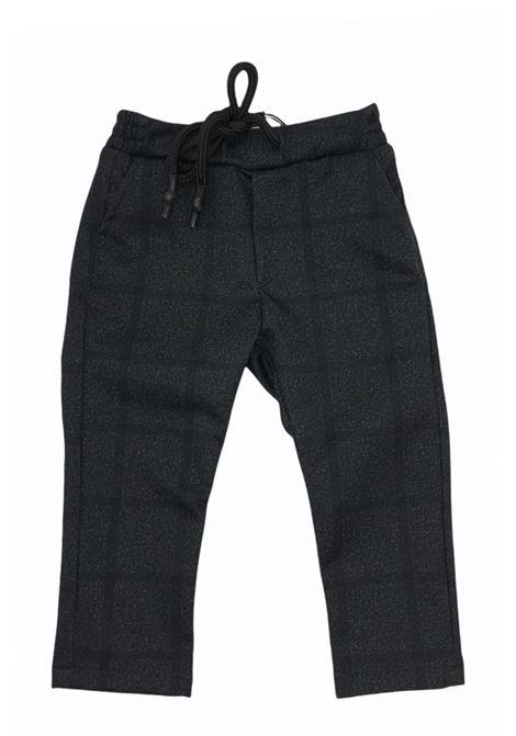 4US - CESARE PACIOTTI | Trousers | PTP2327JNERO