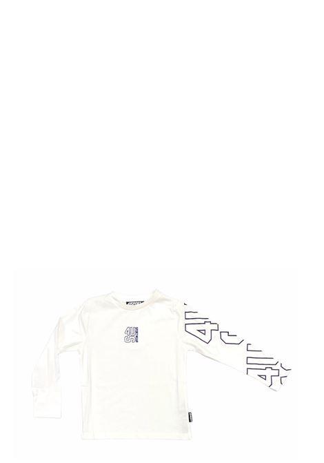 4US - CESARE PACIOTTI | T-shirt | TSP2304JBIANCO