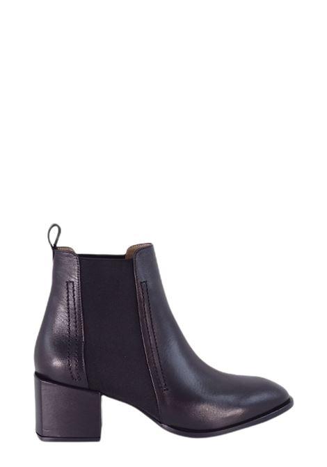 ALBANO   Ankle Boots   1050NERO