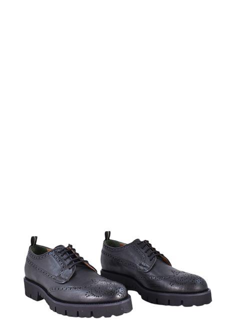 BRIMARTS | Lace Up Shoes | 311218PNERO