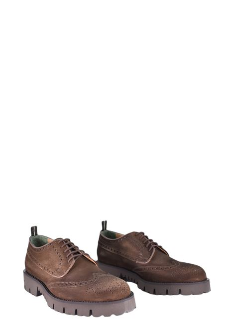BRIMARTS | Lace Up Shoes | 311218T.MORO