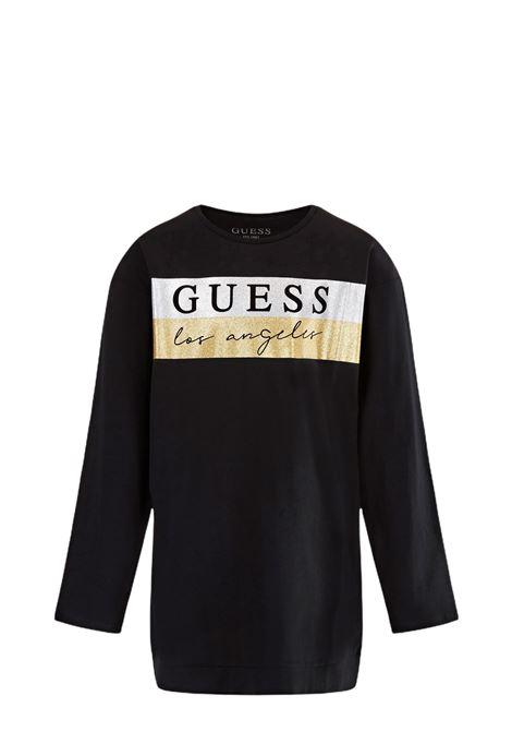 GUESS | T-shirt | J1YI02 K6YW1JBLK