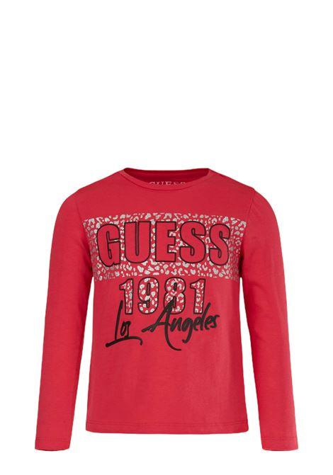 GUESS | T-shirt | K1YI17 K6YW1PKPK