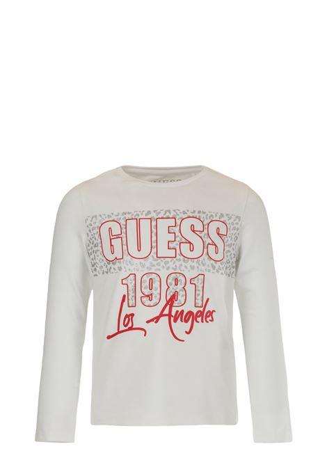 GUESS | T-shirt | K1YI17 K6YW1TWHT