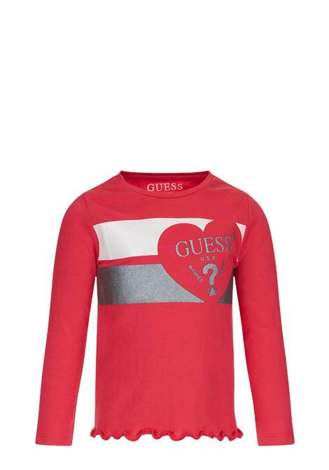 GUESS | T-shirt | K1YI25 K6YW1PKPK