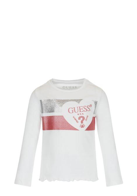 GUESS | T-shirt | K1YI25 K6YW1TWHT