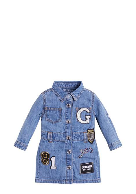 GUESS | Dress | K1YK11 D4E90BGLB