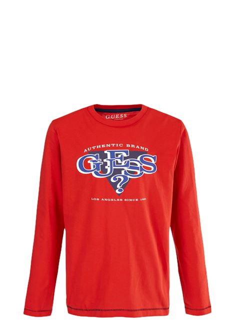 T-shirt GUESS | T-shirts | L1YI02 K8HM0FICR
