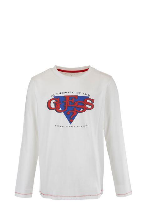 GUESS   T-shirt   L1YI02 K8HM0TWHT