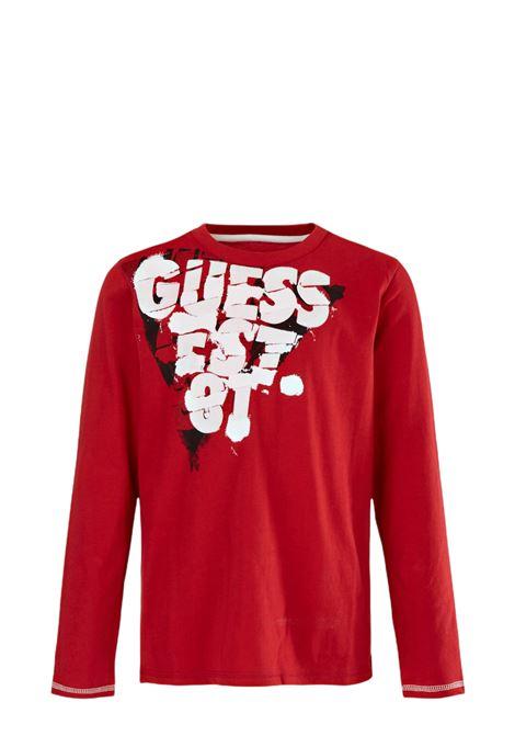GUESS   T-shirt   L1YI17 K8HM0TLRD