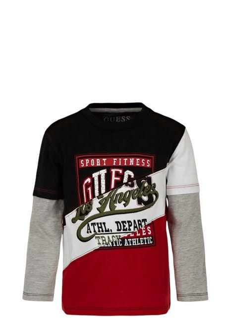 GUESS   T-shirt   N1YI19 K8HM0F96W
