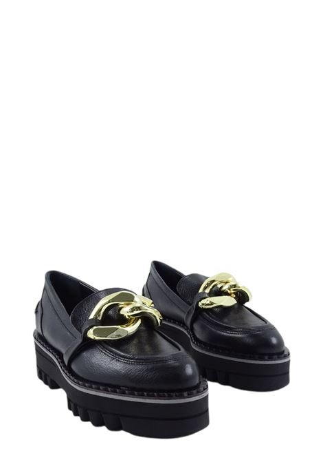 JEANNOT | Loafers | HJ541NERO