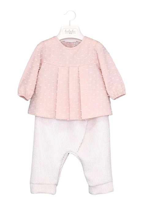 LALALÙ | Outfit | CTL72FROSA ANTICO