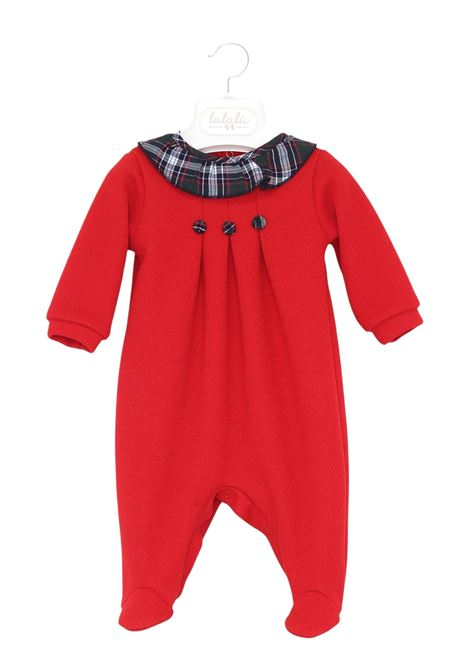 LALALÙ | Baby onesie | TML82FROSSO