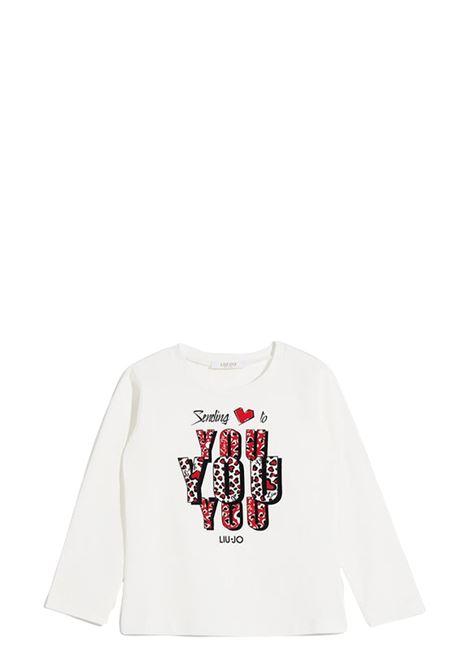 T-shirt LIU-JO | T-shirts | KF1053J0088S9138